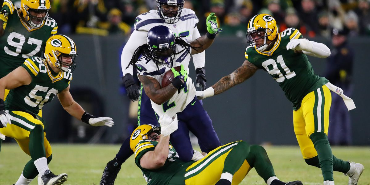 After 2 TDs in Seahawks' loss, Lynch 'not sure' on future