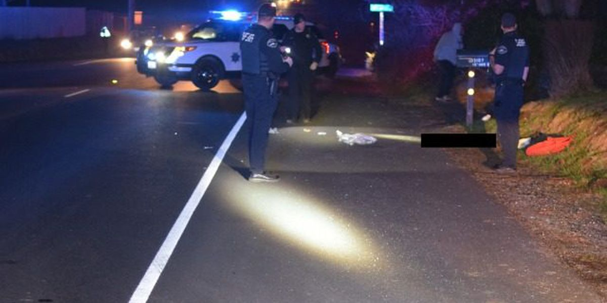 Hit-and-run driver accused of killing pedestrian in Spanaway has been charged