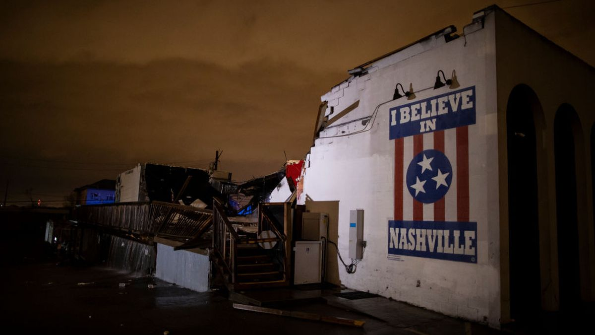 Gibson donating guitars to musicians affected by Tennessee tornadoes