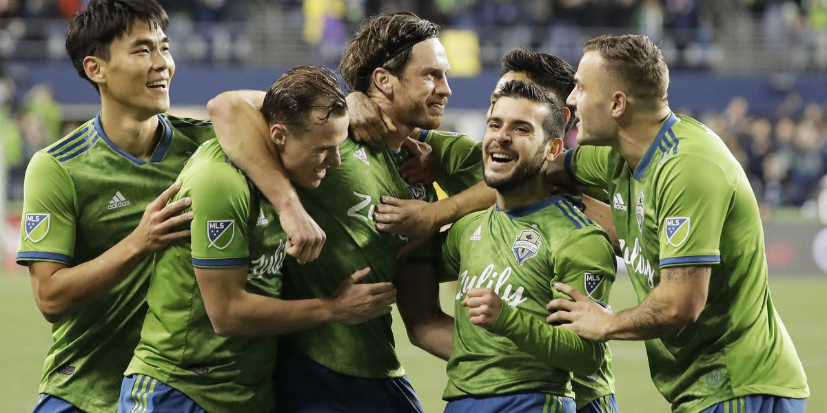 Sounders advance to West finals with 2-0 win over Salt Lake