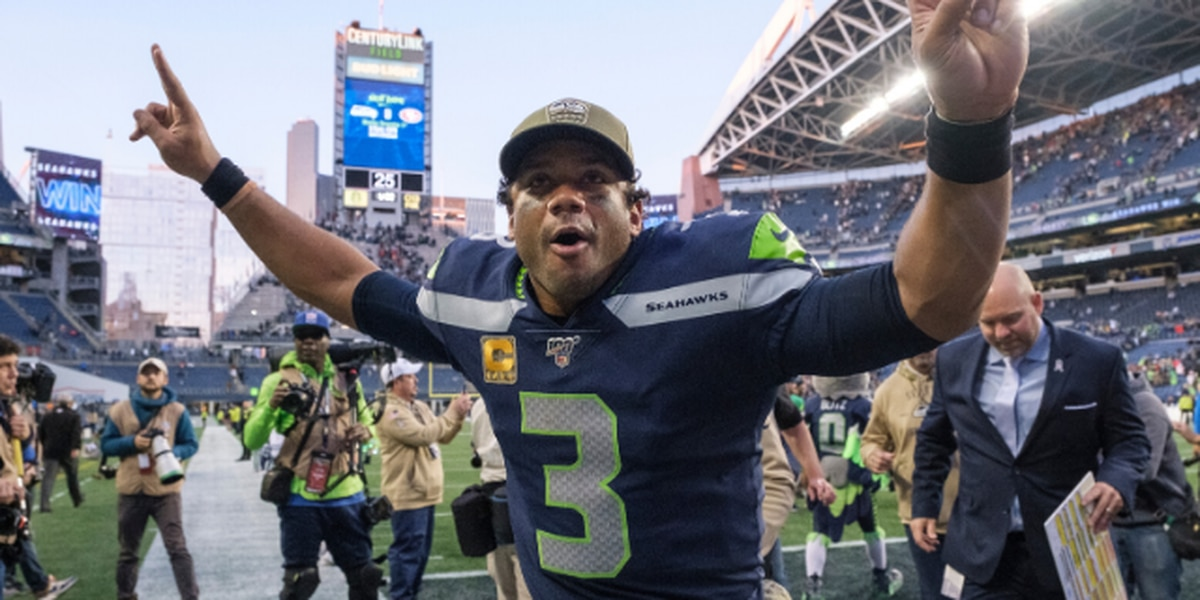 Russell Wilson named NFC Offensive Player of the Week for second time this season