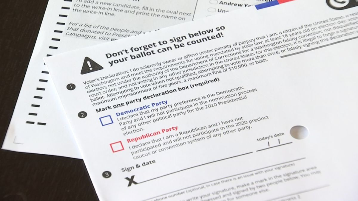 Postmaster alerts Sammamish police about 'numerous' stolen ballots from mailboxes