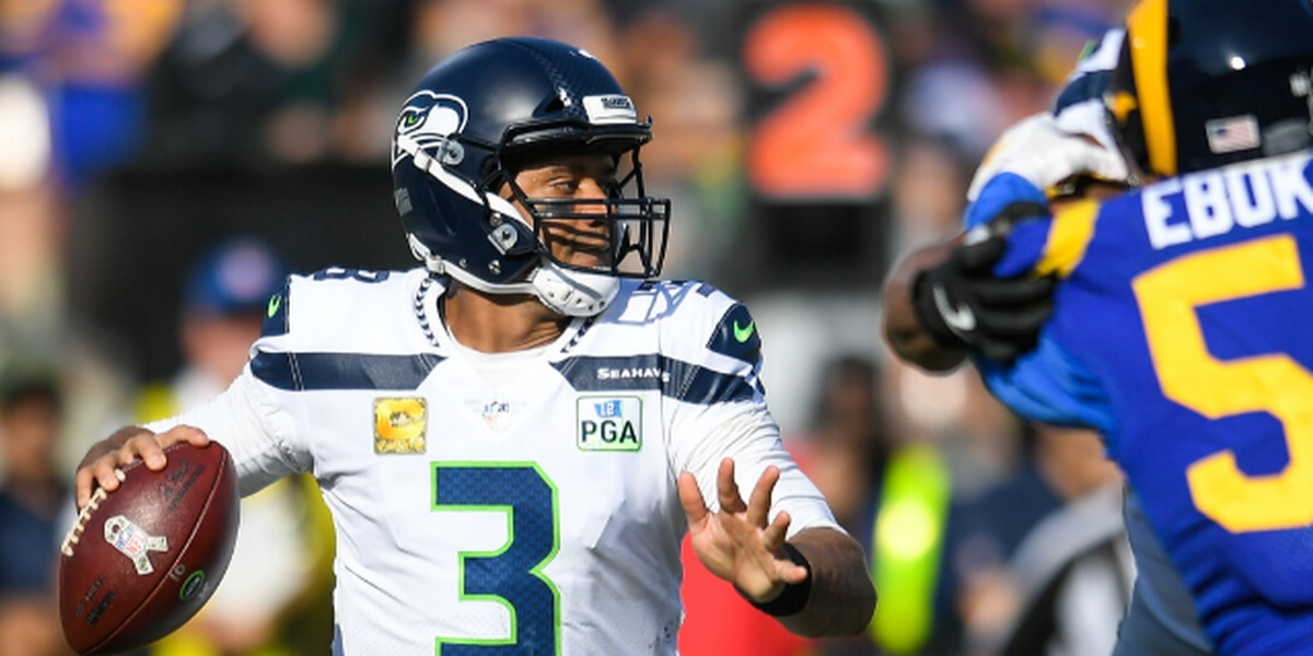 Seahawks look to clinch playoff berth with win against Rams