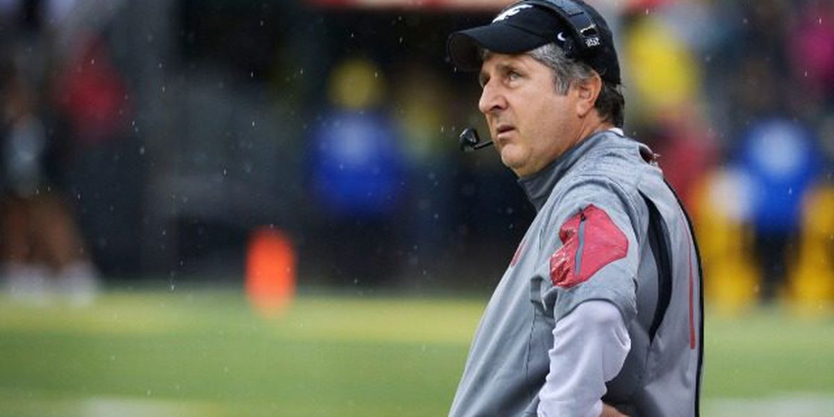Washington State's Leach gets 1-year contract extension