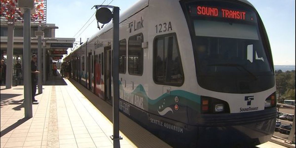 KIRO 7's previous coverage on business/resident complaints over light rail expansion