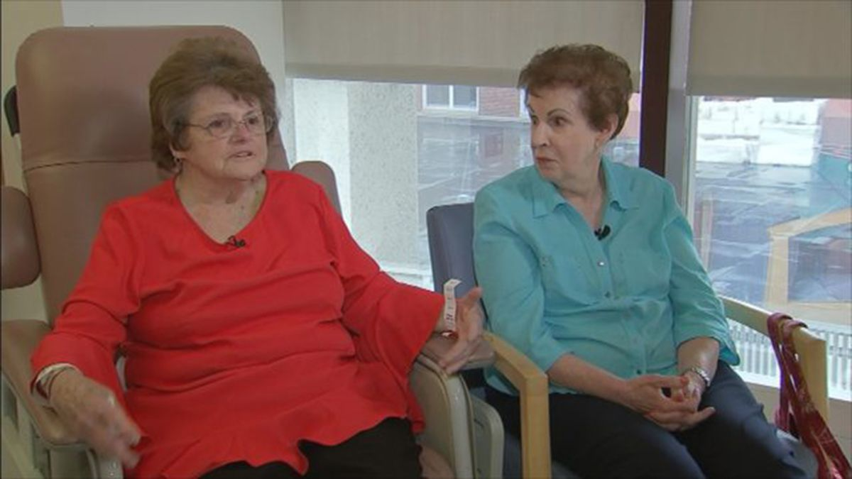 Woman searching for 'real-life angel' credited with saving her life