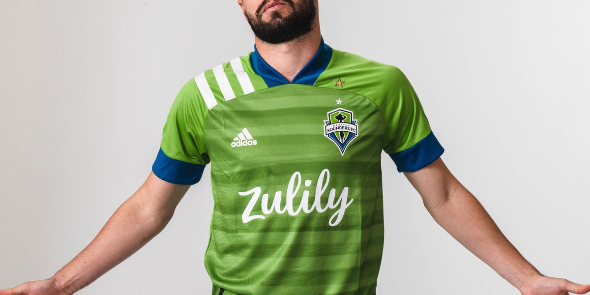 Sounders FC unveil new Rave Green jersey