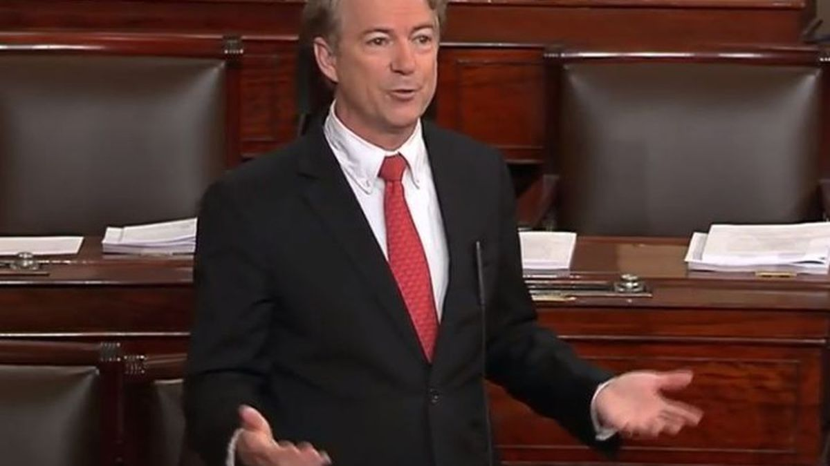 Rand Paul is first U.S. Senator to test positive for Coronavirus