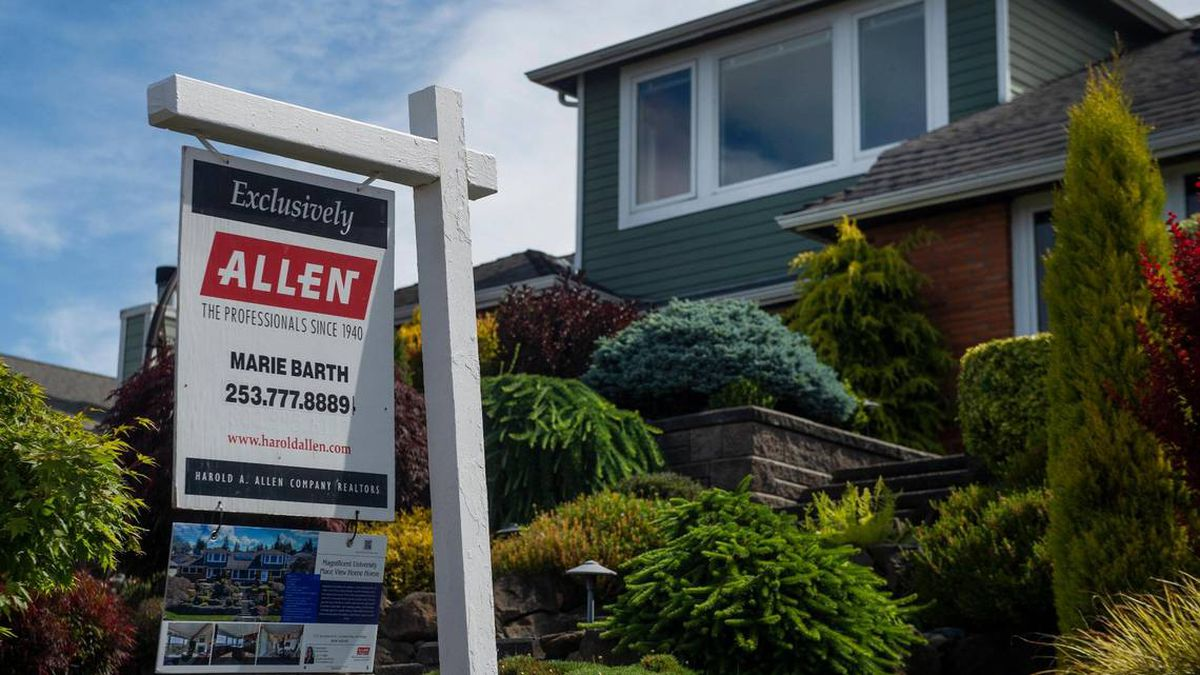 Pierce County sees another intense month of home sales in July