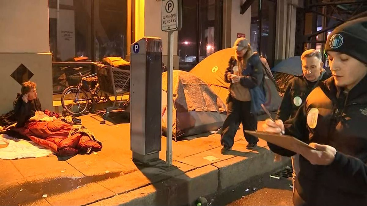 Study: Seattle failing at stopping 'prolific' homeless criminal offenders