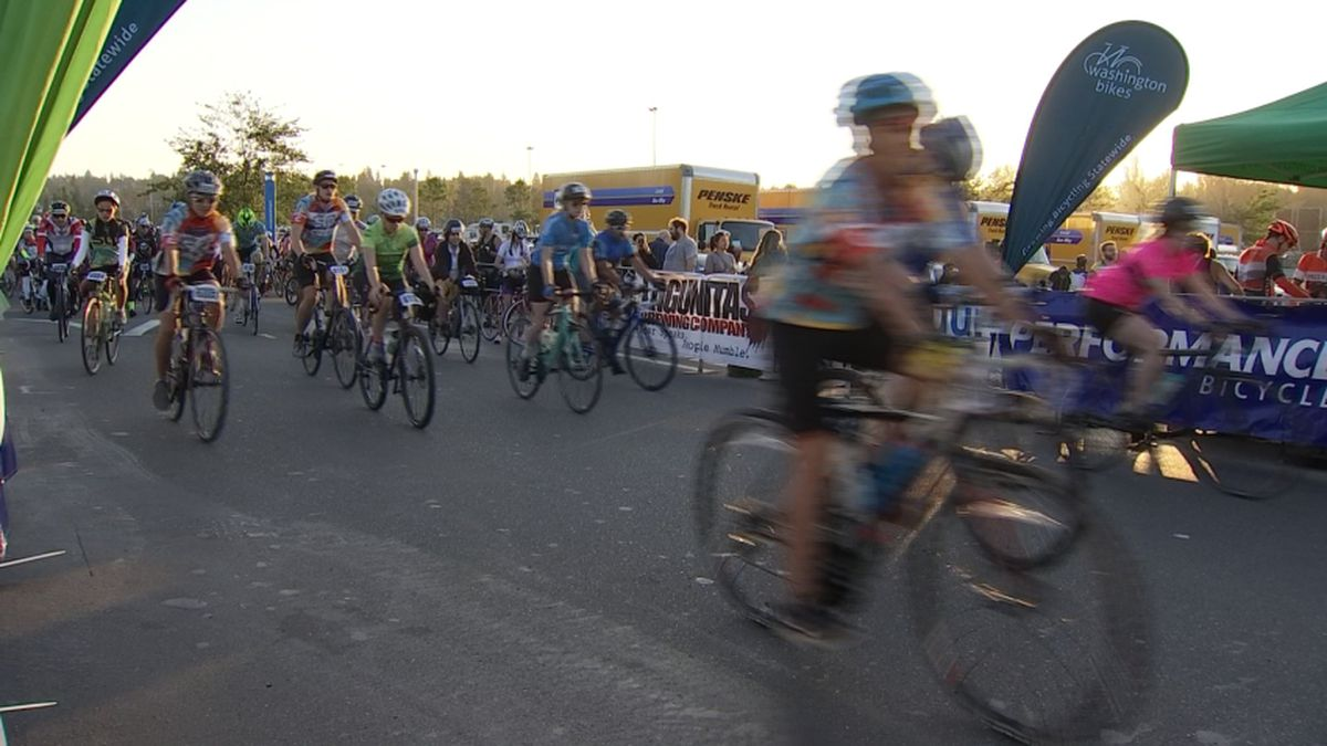 TRAFFIC ALERT: Prepare to share road with thousands of bicyclists this weekend