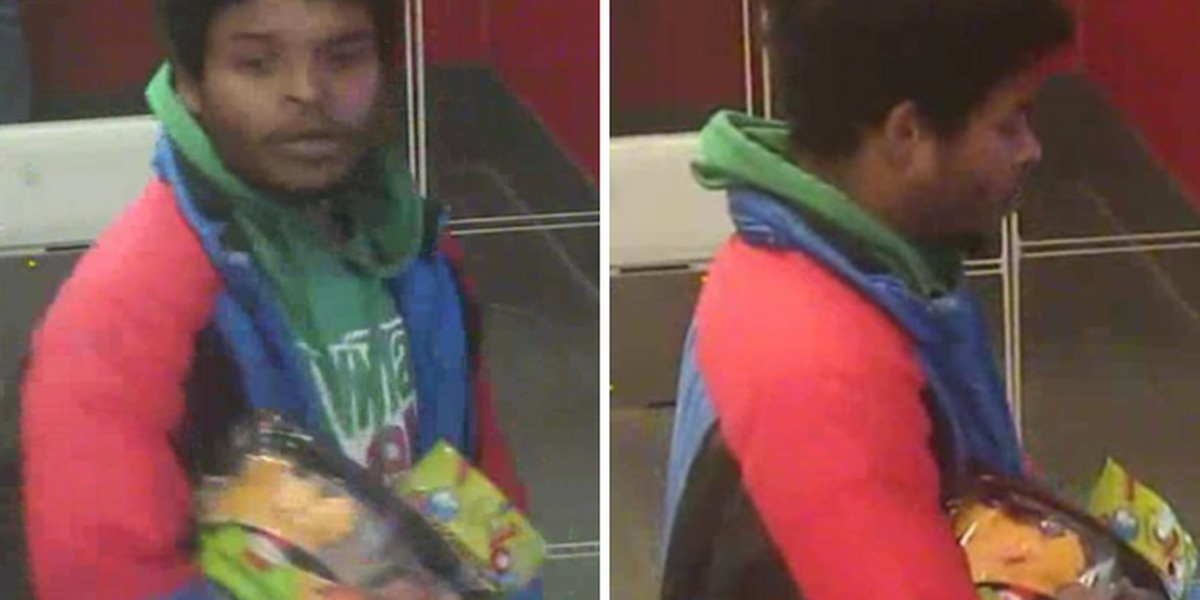 Seattle Police: Can you ID this suspect who attacked a security guard downtown?