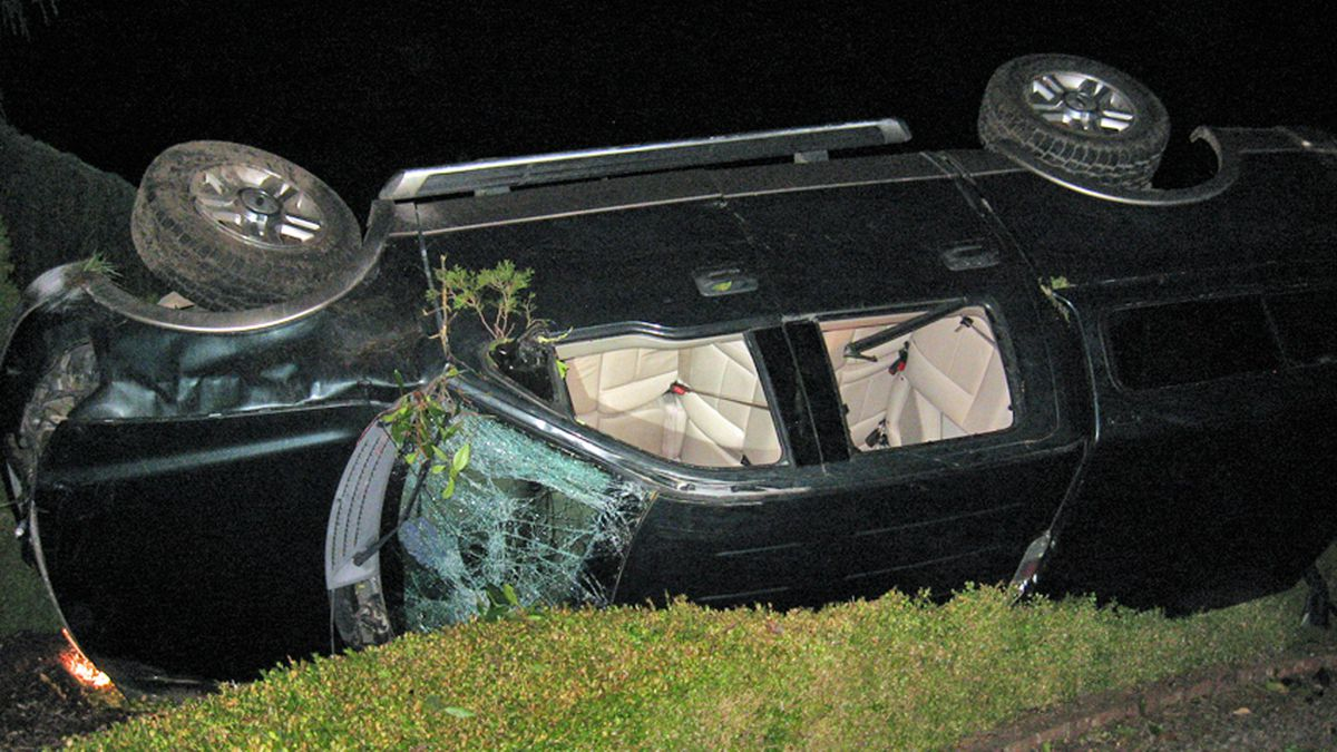 Sequim woman crashes stolen truck while fleeing from police