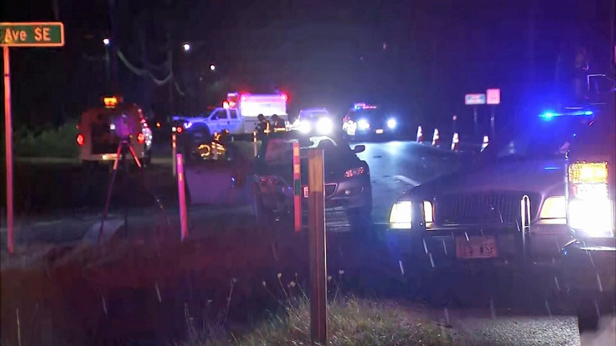 Pedestrian fatally struck by car on US 2; driver arrested