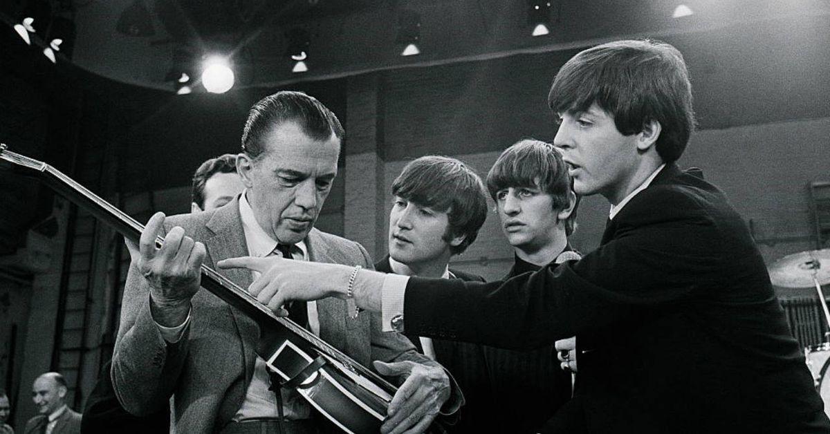 Feb 9 1964 Beatles Win Over America On The Ed Sullivan Show 5 Fun Facts