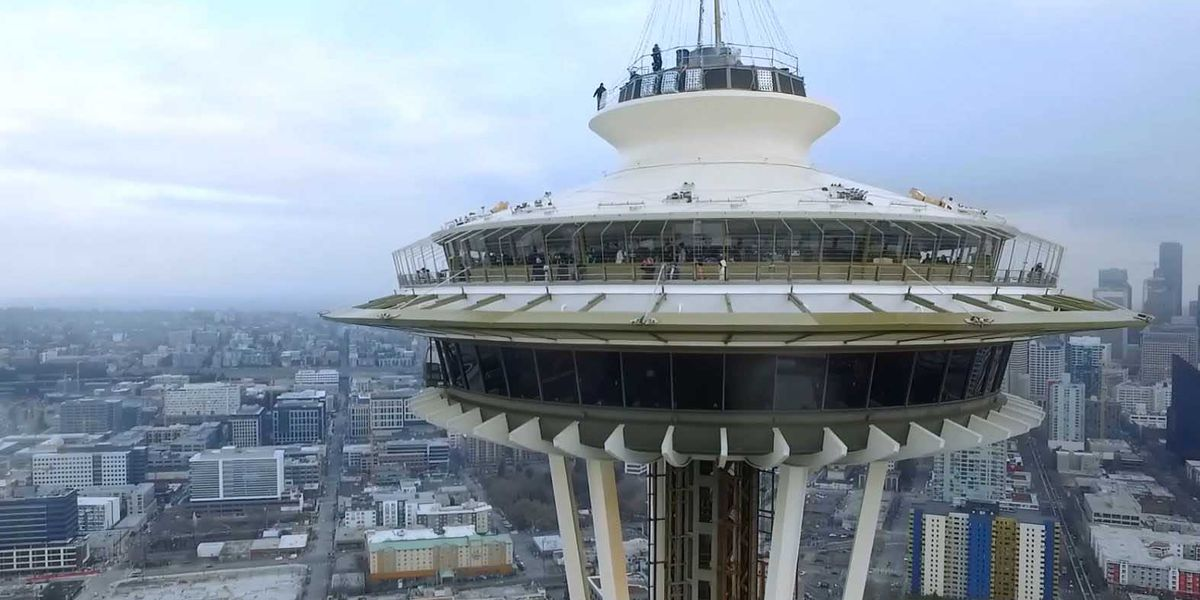 Drone operator investigated for causing 'substantial risk of death' in Space Needle crash