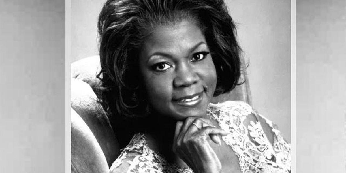 Jazz singer Ernestine Anderson dies
