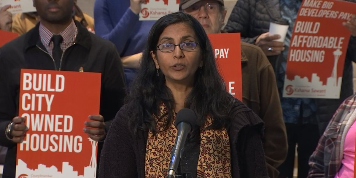 Sawant responds to report alleging votes, decisions made by outside group