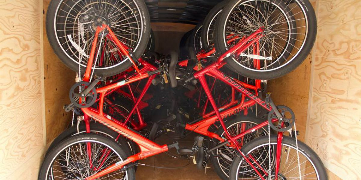 Trailer full of bicycles stolen from Bethel School District