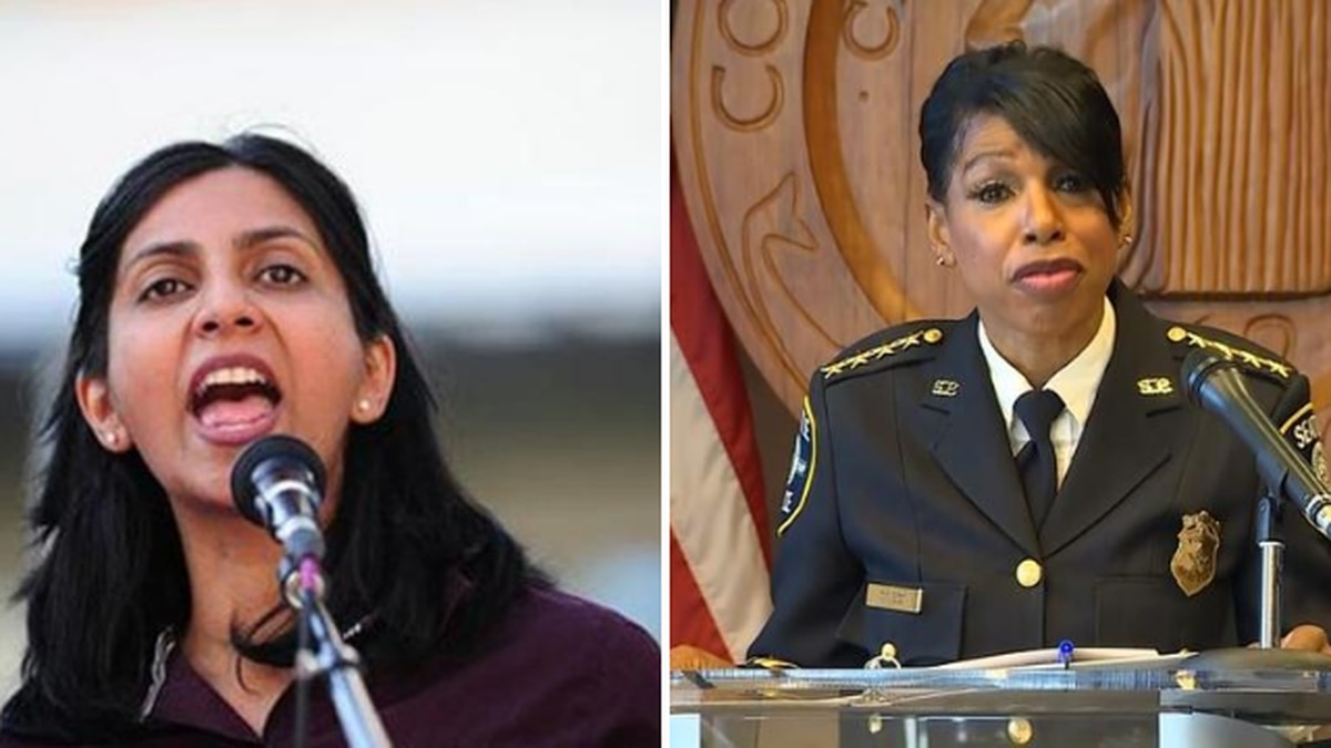 Councilmember Kshama Sawant releases statement in response to Chief Best's retirement