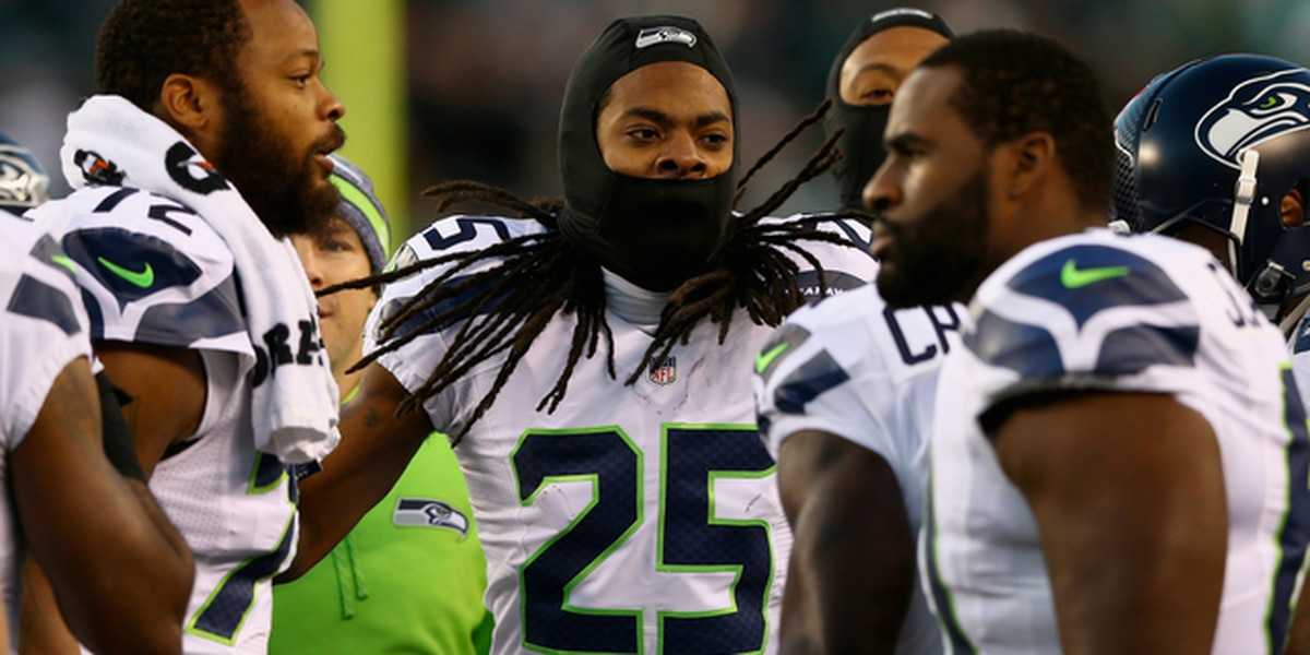 "Pete Carroll on Michael Bennett, Richard Sherman: ""Sometimes guys can't hang with what's expected"""