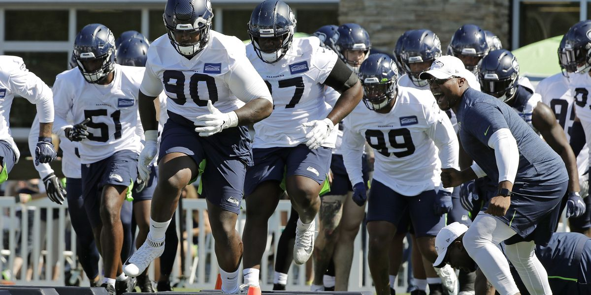 Seahawks enter camp with questions about the defensive line