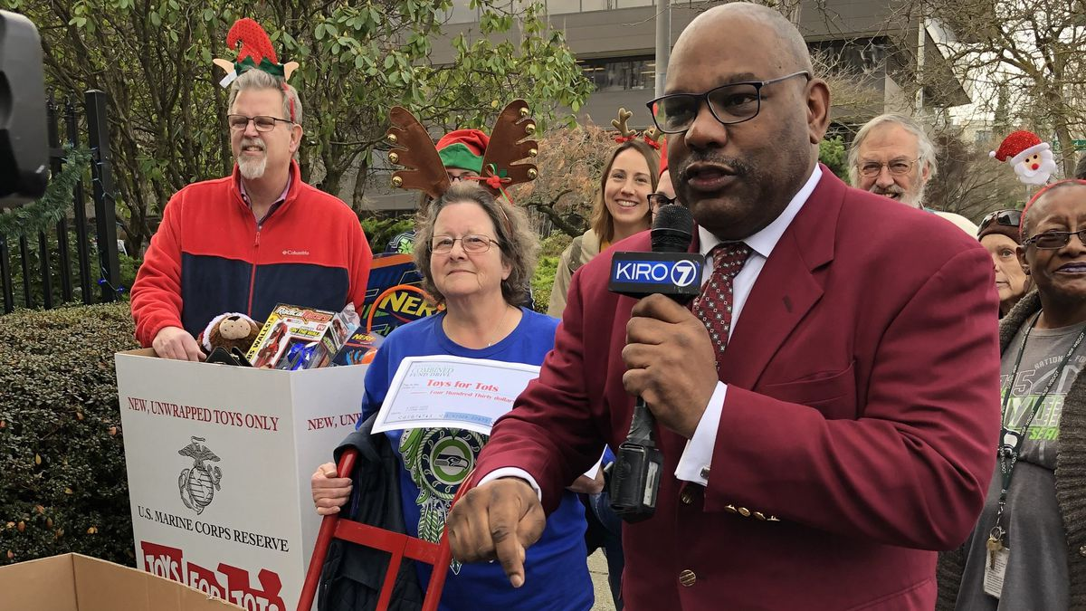 Thank you for supporting the KIRO 7 Cares Toy Drive & Holiday Block Party