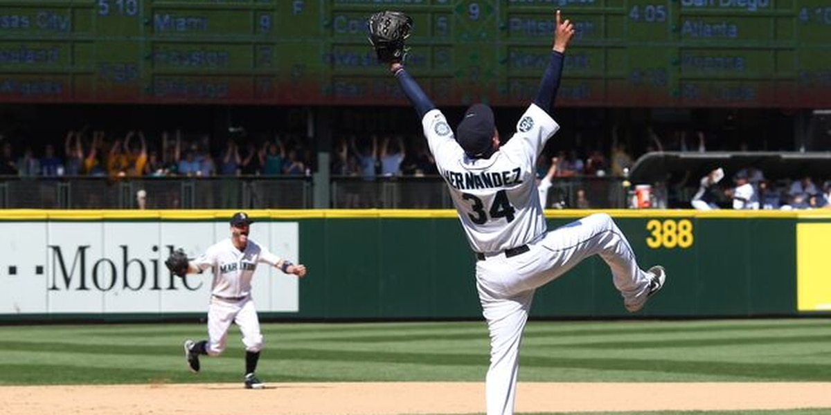 King Felix set for what is likely final start with Mariners