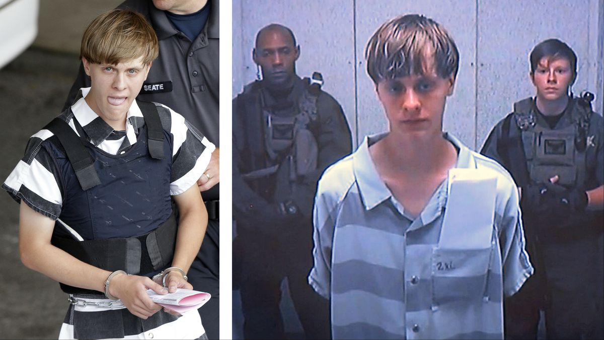 Charleston Church Killer Dylann Roof Stages Hunger Strike As Lawyers Appeal Death Sentence