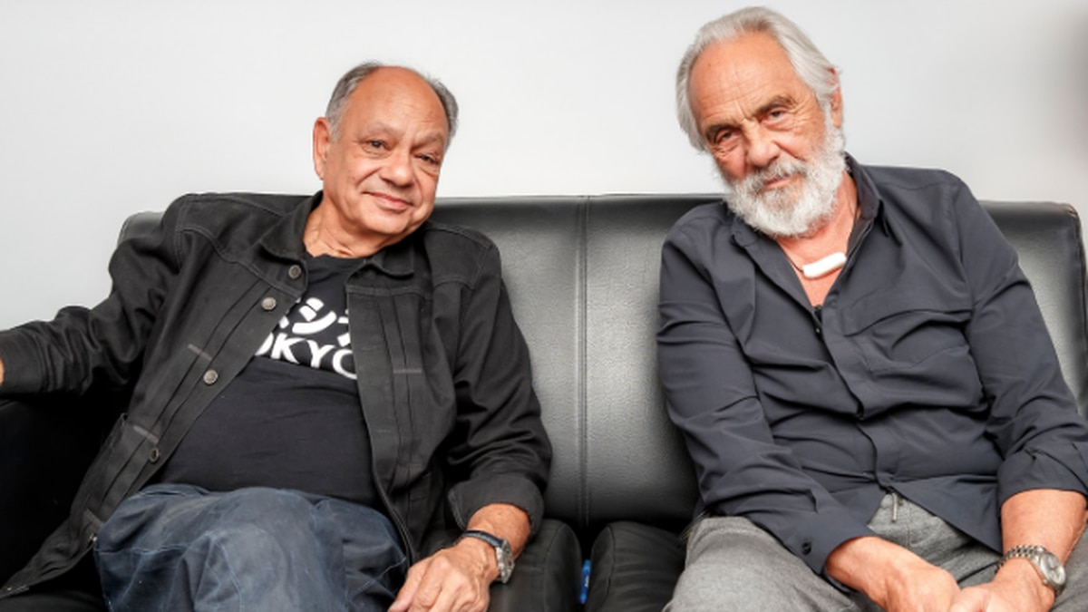 Cheech and Chong to help Puyallup Tribe open second cannabis store