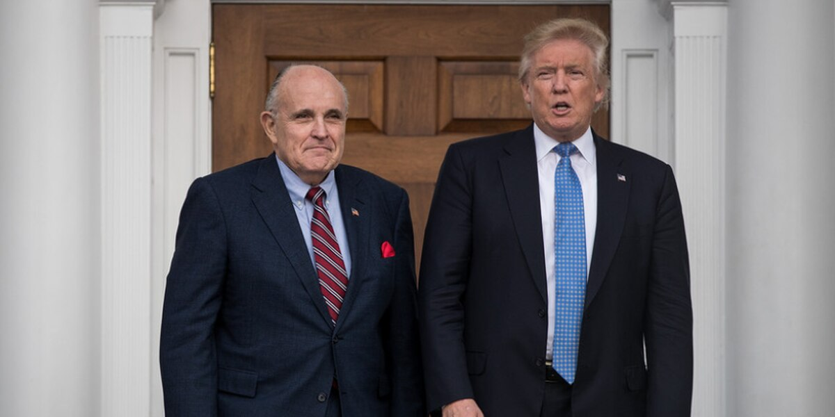 First witnesses raised red flags about Giuliani work in Ukraine for Trump