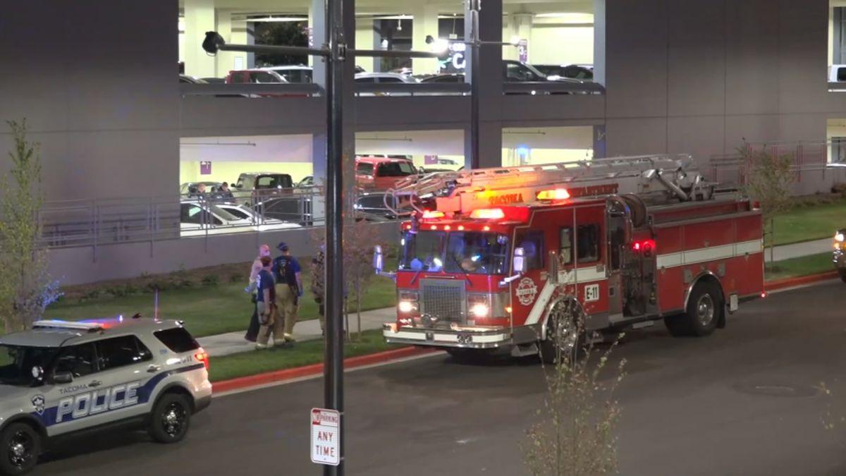 Police investigating homicide inside Emerald Queen Casino parking garage