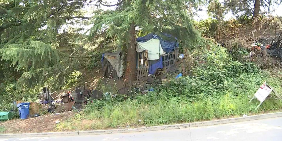 Lacey approves ban on unsanctioned homeless camping