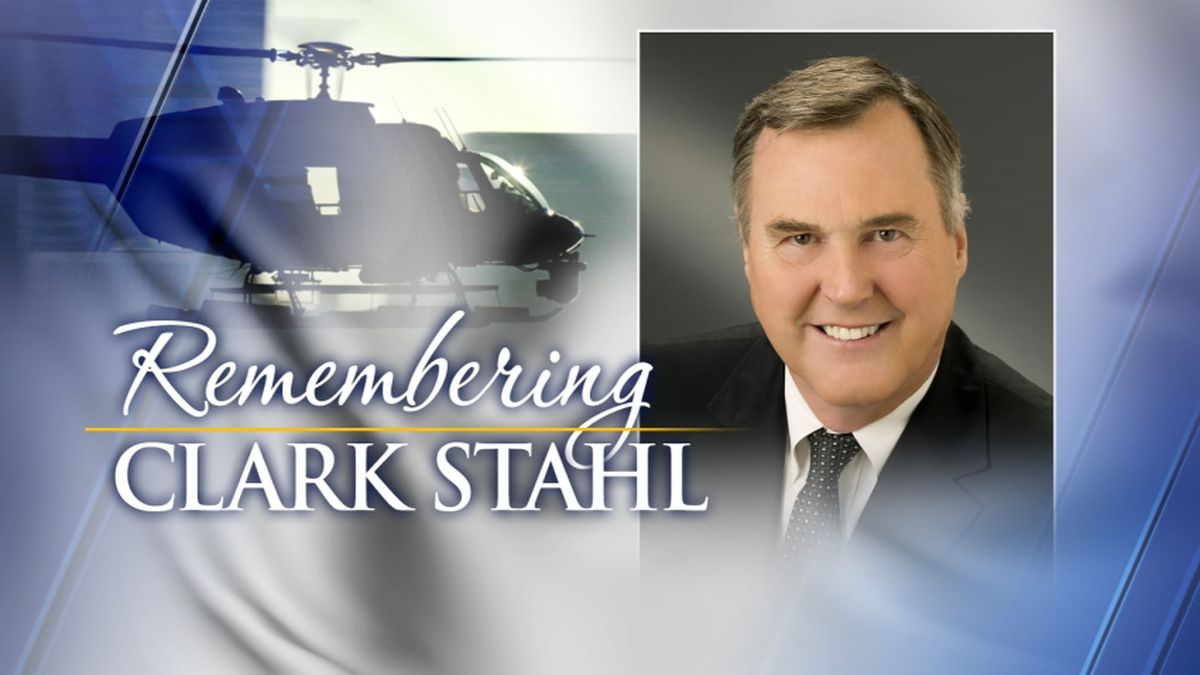 Beloved Chopper 7 pilot, photographer Clark Stahl dies at age 72