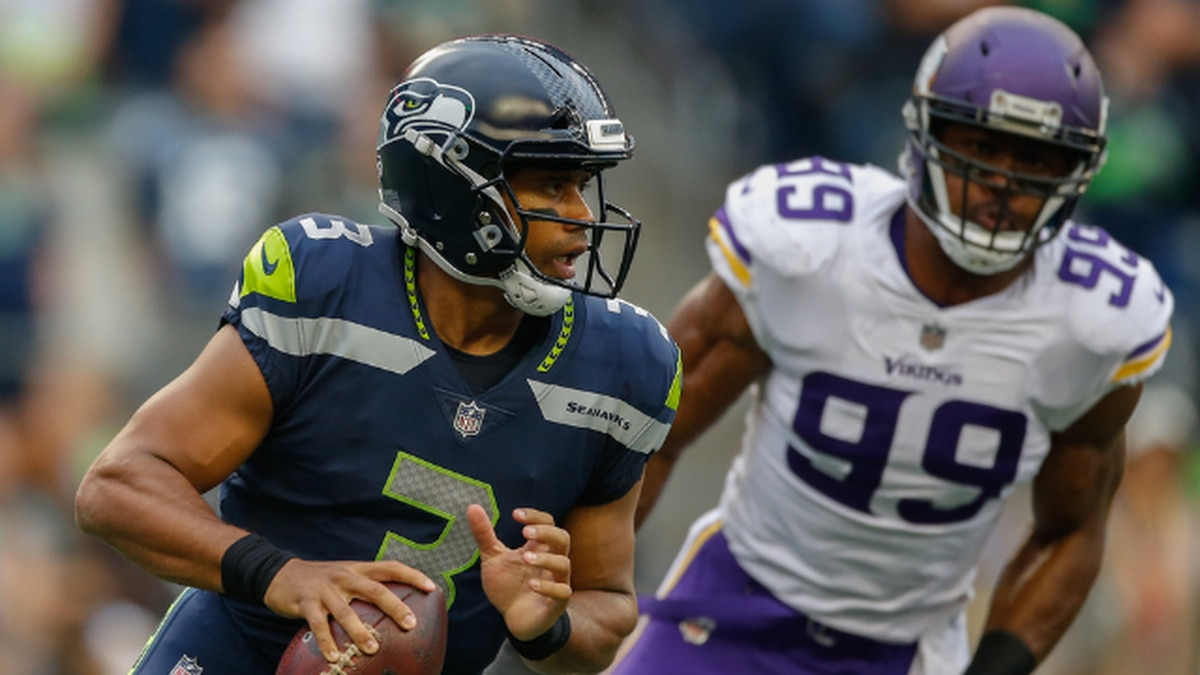 Game Preview: Seahawks look to go to 5-0 for first time in franchise history with win against Vikings