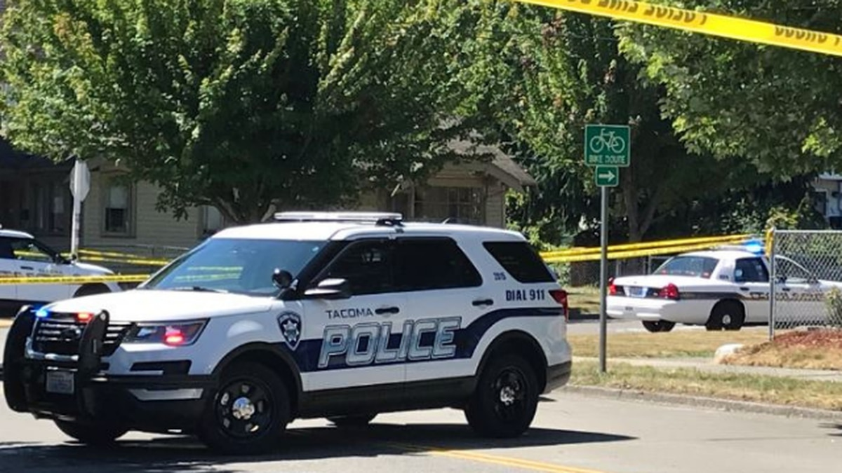 Driver shot, killed by Tacoma officer during 'routine' traffic stop