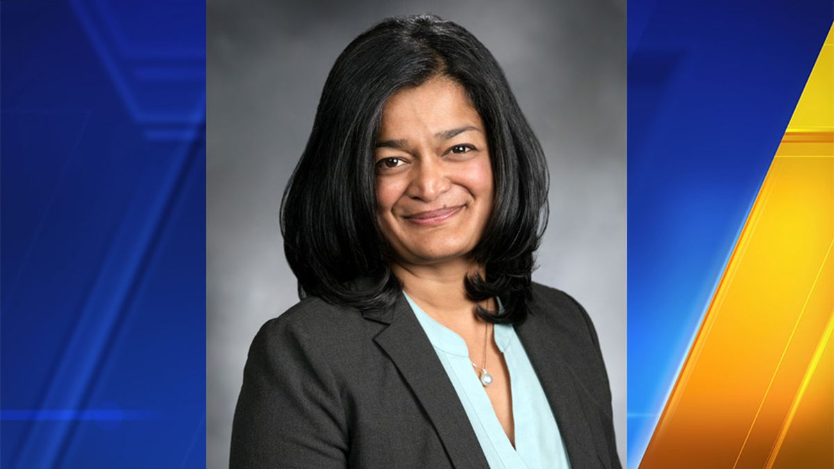 Rep. Pramila Jayapal tests positive for COVID-19
