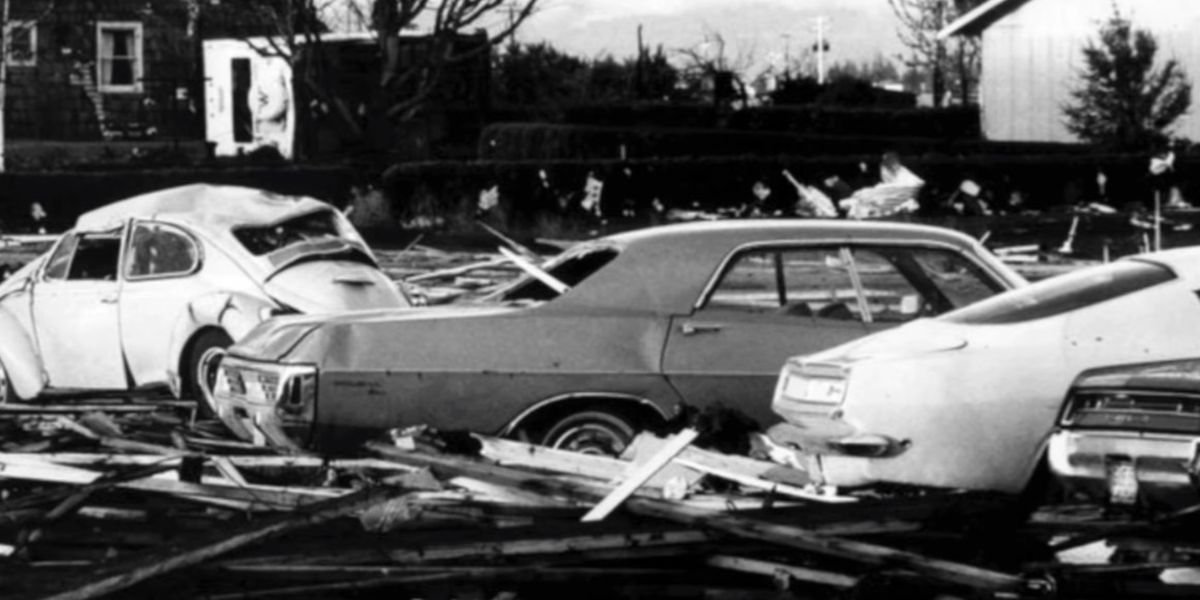 When was deadliest tornado in Washington? 1972. Here are the details
