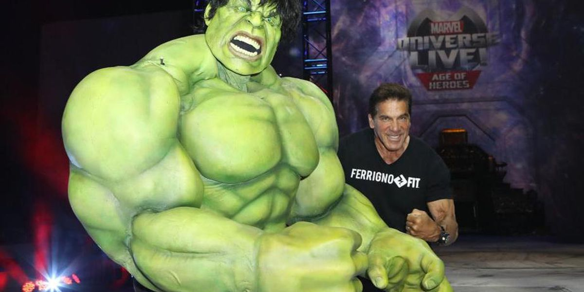 'Incredible Hulk' star Lou Ferrigno becomes honorary deputy