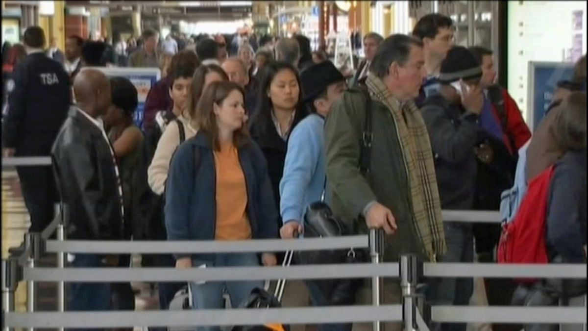 Sea-Tac makes changes to get travelers through airport security faster