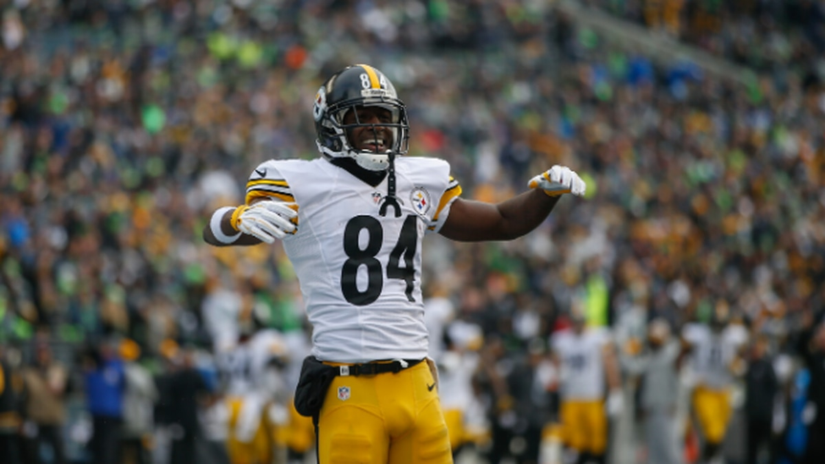 Report: Seahawks have had 'internal discussions' about signing Antonio Brown