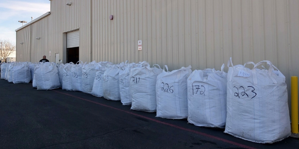 Idaho State police make largest pot bust in agency's history
