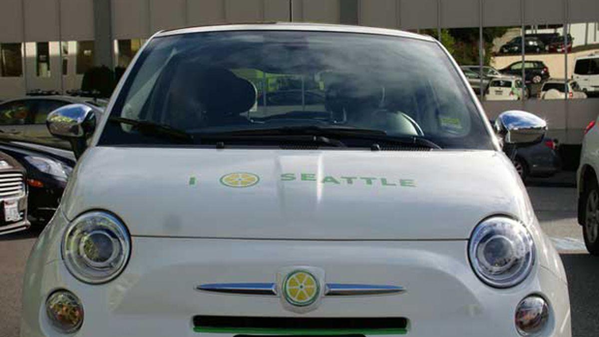 LimePod car-sharing program ending in Seattle