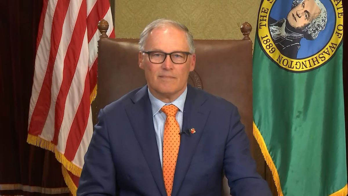 Man arrested in connection with threat made to Gov. Inslee, WSP says
