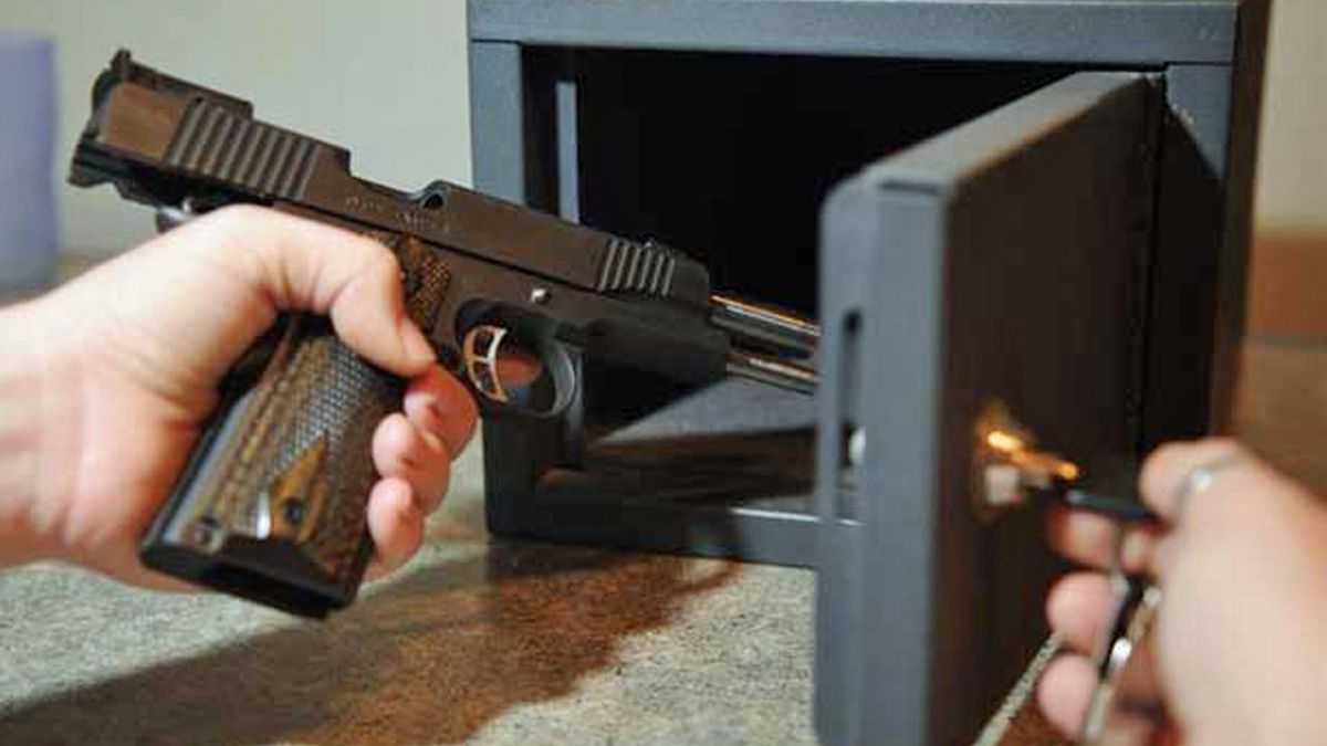 Council committee moves forward new Seattle gun control bill