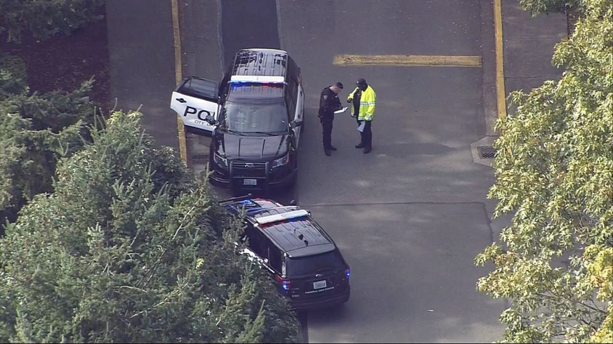 14-year-old girl shot in Federal Way