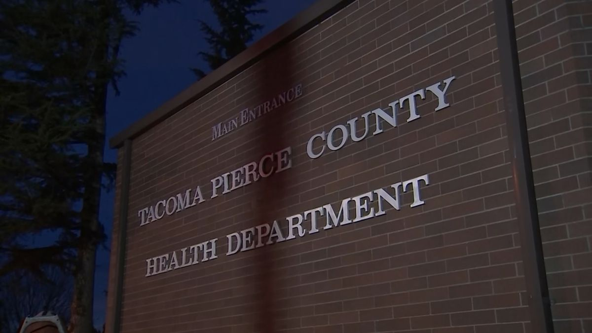 Coronavirus hits Pierce County with four cases as of Sunday