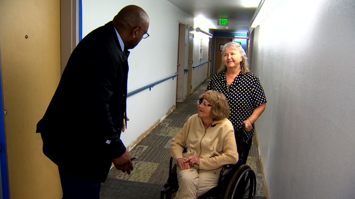 Jesse checks out Renton Housing Authority building after viewer concerns