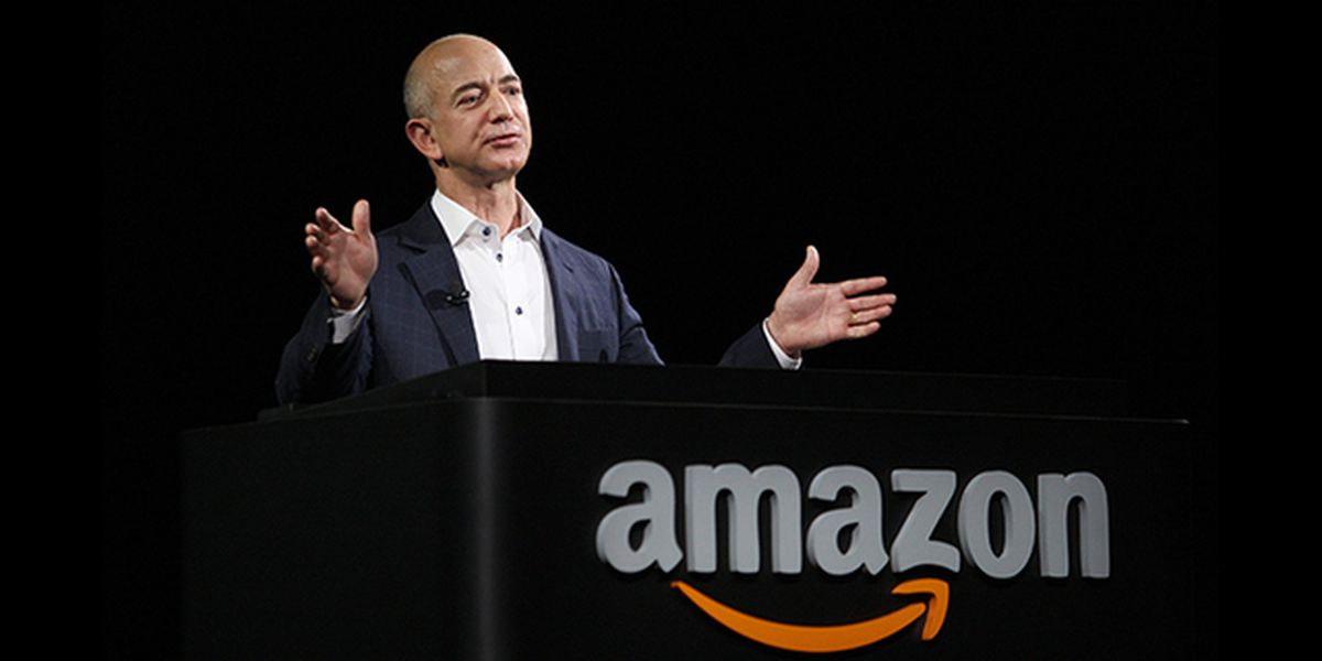 Bezos travels to several cities on HQ2 finalist list