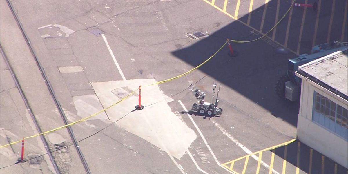 Bremerton police investigate suspicious item near ferry terminal